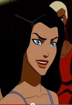 All clear, young justice zatanna comic something is