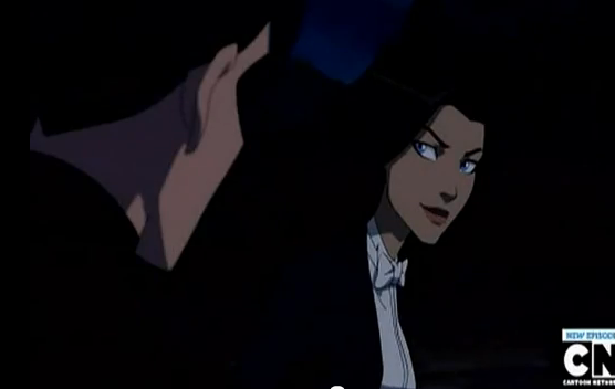 Zatanna And Robin Young Justice Young Justice-Zatanna ...