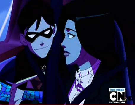 Zatanna And Robin Young Justice Young Justice Zatanna ...