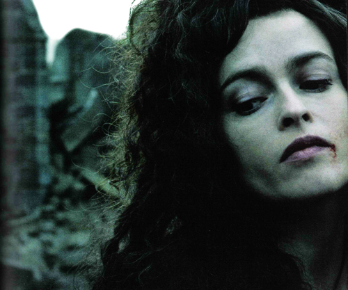 bellatrix lestrange wallpaper possibly with a portrait entitled ♦Bellatrix♦