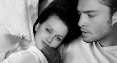 Blair & Chuck wallpaper probably containing a neonate and a portrait titled ♥ CHUCK♥BLAIR♥