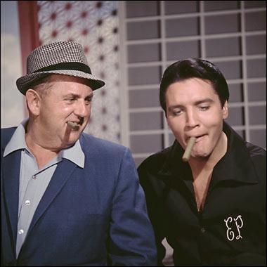 ☆ Elvis & Col. Parker