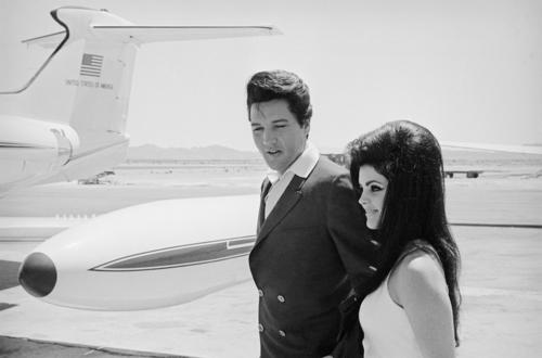 ☆ Elvis & Priscilla 1967