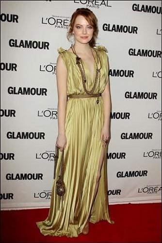 GLAMOUR'S 2011 WOMEN OF THE 년 AWARDS