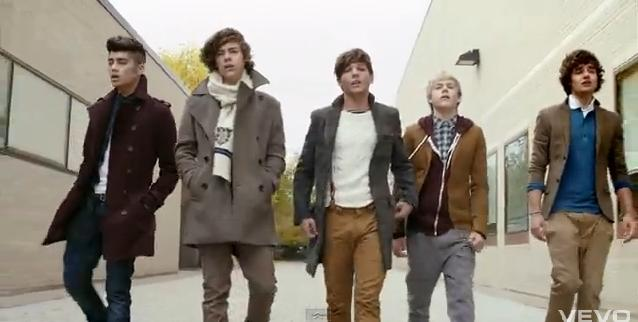 'Gotta Be You' video screencaps! ♥ - One Direction Image ...