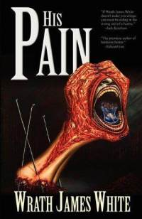 'Pain' book cover. Wrath James White