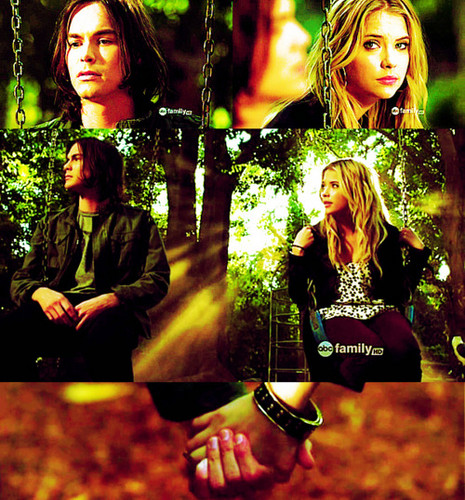►hanna/caleb; - hanna-and-caleb Fan Art
