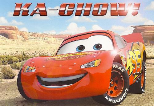 Ka- Chow!!
