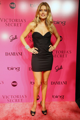 2009 Victoria's Secret Fashion 显示 After Party