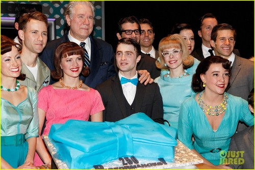 2011-'How to Succeed' Celebrates 250 Performances.