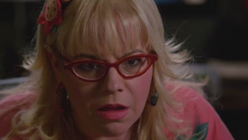 Kirsten Vangsness wallpaper probably containing a portrait called 7x03 - Dorado Falls