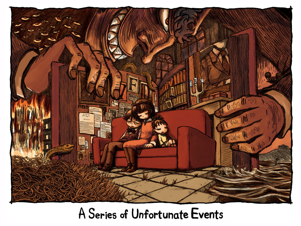 essay series unfortunate events Category: book report series unfortunate events title: a series of unfortunate events: the wide window by lemony snickets.