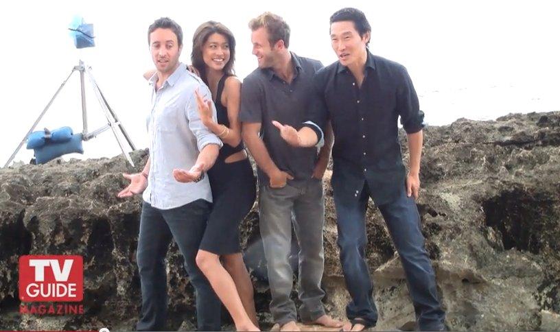 Steve and Kono Alex & Grace - Hawaii Five-0