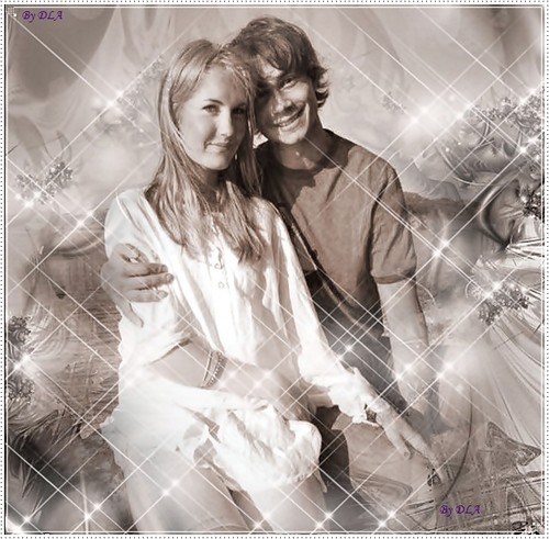 Alexander Rybak wallpaper entitled Alex & Maria
