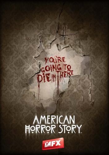 American Horror Story - Season 1 - UK Promotional Poster