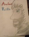 Anime Keith - keith-harkin fan art