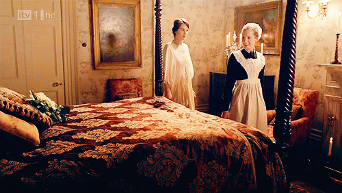 Anna and Mary - downton-abbey Photo
