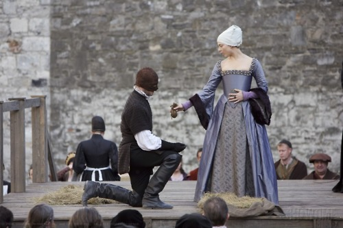 Anne Boleyn's last moments