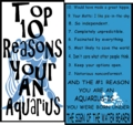 Aquarius - aquarius photo