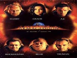 Armageddon wallpaper containing anime called Armegeddon