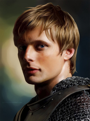 Arthur Pendragon Portrait por The Ridiculously Talented Kellileo