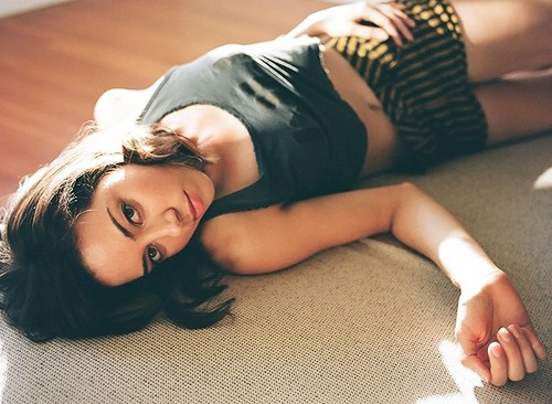 Aubrey Plaza - Rolling Stone Photoshoot - November 10, 2011