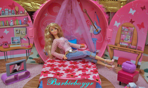 The Barbie Diaries achtergrond called Barbie