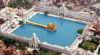 Beautiful Golden Temple!