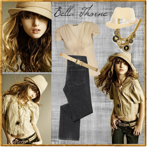Bella Outfits - bella-thorne Fan Art