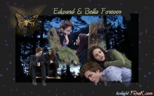 Bella n edward forever