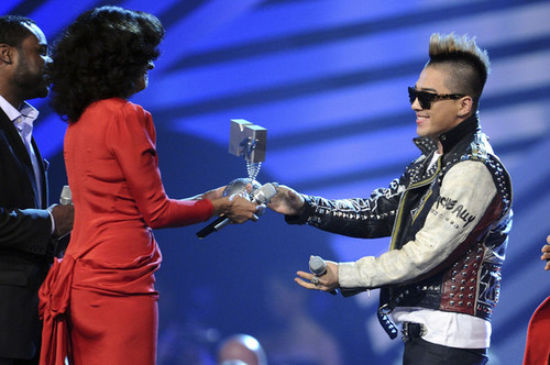 Big Bang @ MTV Europa Music Awards