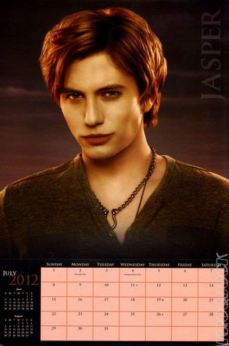 Breaking Dawn The Movie پیپر وال called Breaking Dawn calendar scans