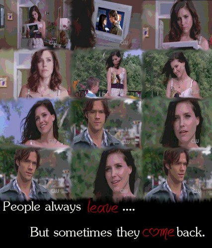 Brooke & Sam - People always leave.... But sometimes they come back.
