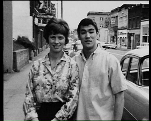 Bruce with Linda