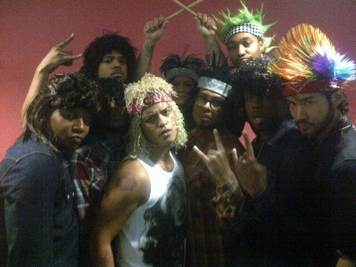 Bruno and Hooligans Halloween 2011