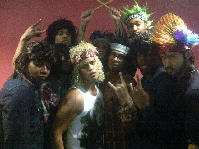 Bruno and Hooligans Halloween 2011