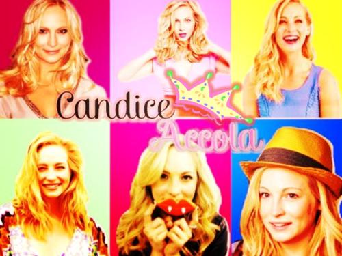 Candice . ✩