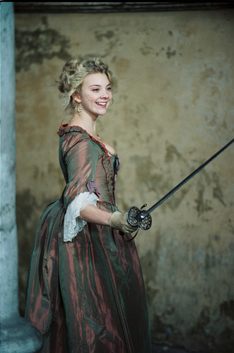 Natalie Dormer wallpaper possibly with a polonaise called Casanova Stills