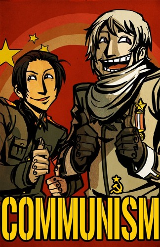 Communism :D  - my-hetalia-family-rp Fan Art