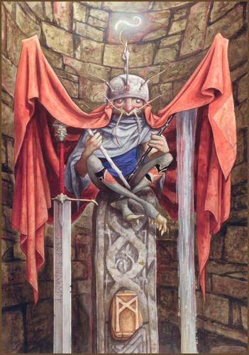 Companionship [the Runes of Elfland]