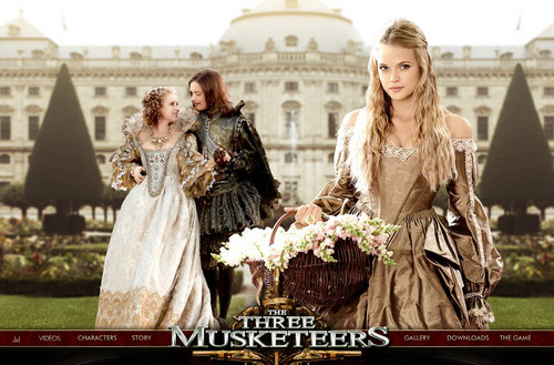 Constance - The Three Musketeers