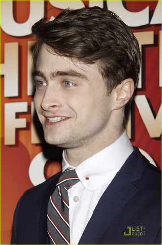Daniel Radcliffe: NY Musical Theatre Festival's Awards Gala