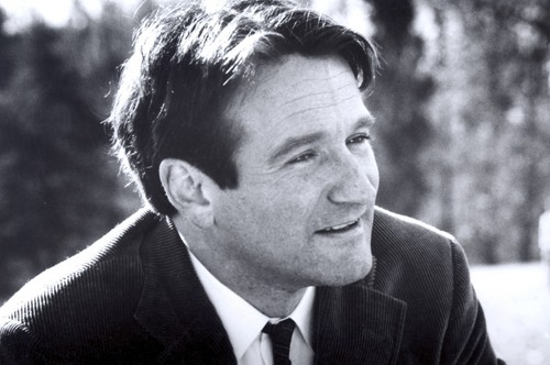 robin williams wallpaper with a business suit titled Dead poets society