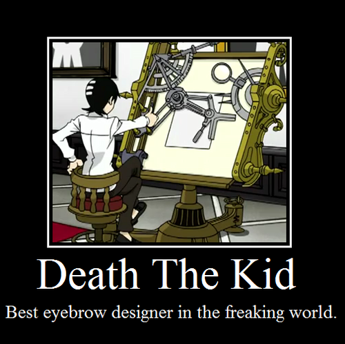 Death the Kid: Death in it's most beautiful form