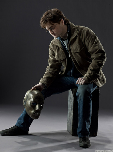 Deathly Hallows Official Photoshoot