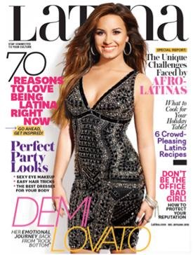 Demi - Latina Magazine 2011