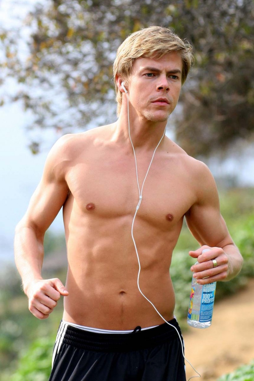derek hough workout