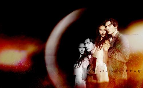 Elena and Damon