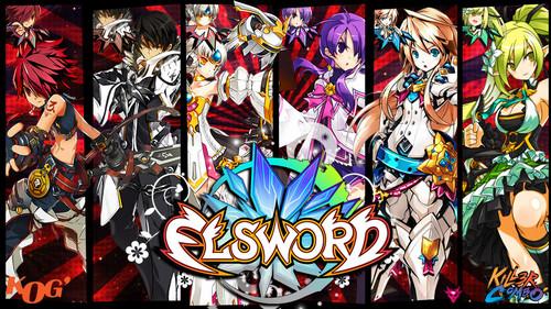 Elsword Wallapaper