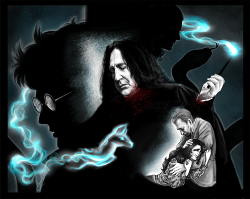 Emily+Severus - At least wewe are salama